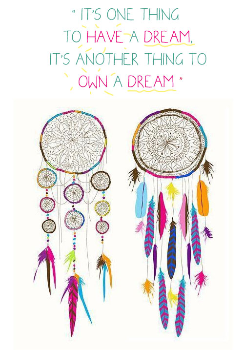 dreamcatcher quotes - Google Search on We Heart It