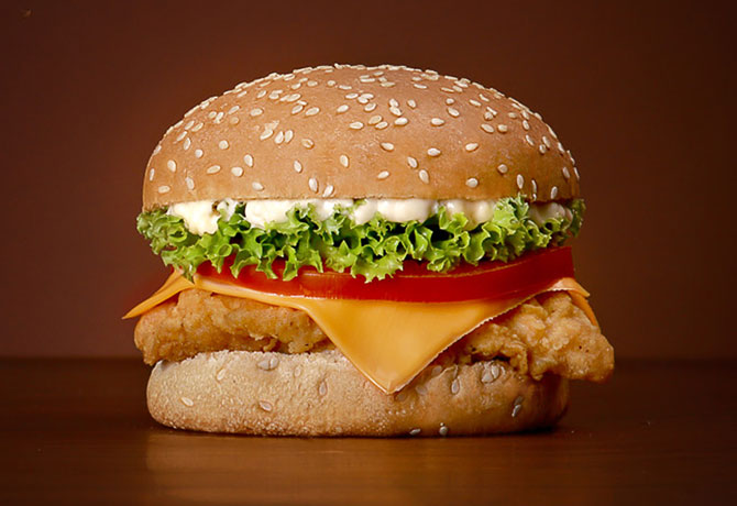 Food photography for A&W , by Creative Clutters