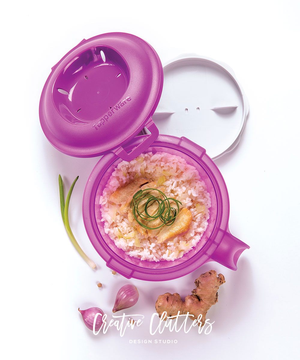 Tupperware Pocket Cooker, by Creative Clutters