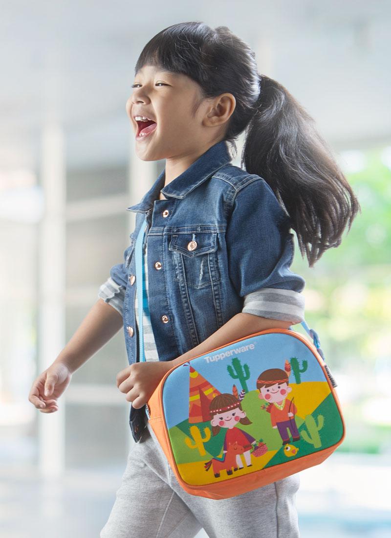 Tupperware Junior Bento Set , by Creative Clutters