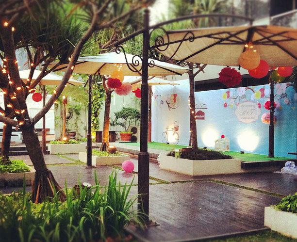 Wedding decoration wedding decoration outdoor jakarta my first wedding decoration junglespirit Gallery