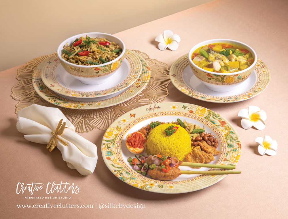 Commercial photography for Anne Avantie Dining Collection , by Creative Clutters